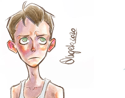 Billy Elliot character design