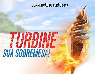 Competição - Turbine sua sobremesa
