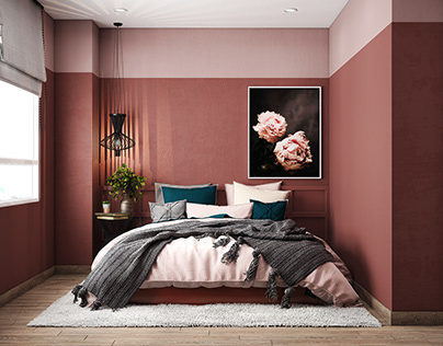 Bedroom for lovely girl
