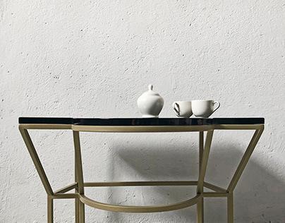 Baroque coffee tables
