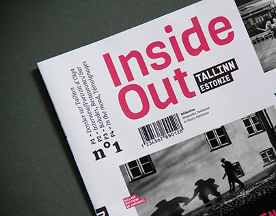 Inside Out: newspaper
