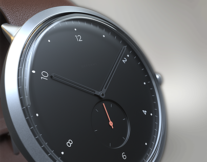 Product Visualization - Time Watch Collection