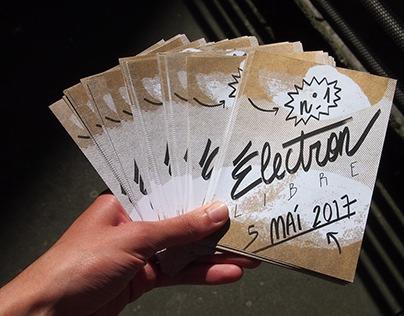 """Électron Libre #1 • """"Féminités"""""""