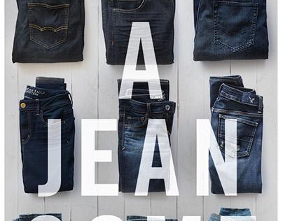 Kr/ähe Jeans-Short