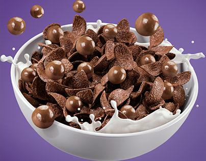Costa Cereal Bowl Render