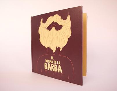 El Dilema de la Barba / Illustrated book