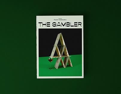 """The Gambler"" Book Design"