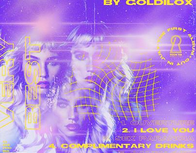 concept art   goldilox - sex paranoia & very best