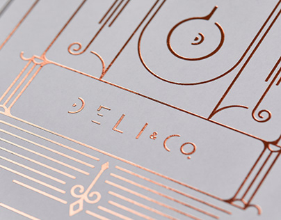 Deli&Co. Kitchen Knives