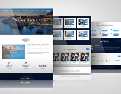 Hotel Managementwordpress website