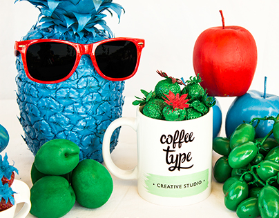 Coffee Type - Creative Studio | Identity