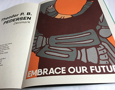 Shaping The Future Poster Design - Posterheroes 7