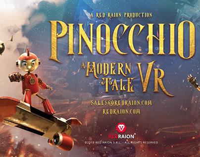 Pinocchio: A Modern Tale