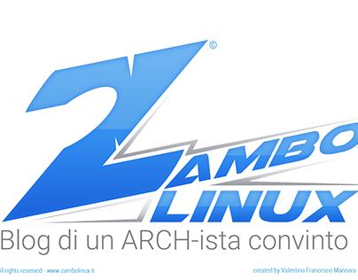 Logo ZamboLinux, blog di un ARCH-ista convinto