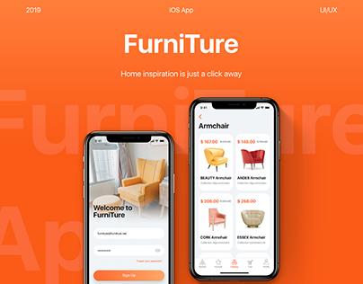 FurniTure | iOS Application