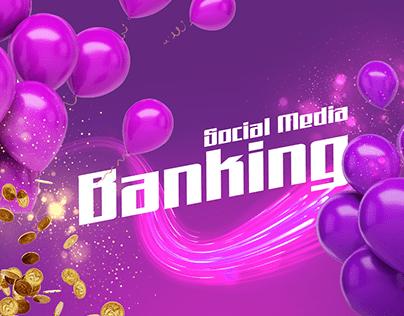 social media-banking