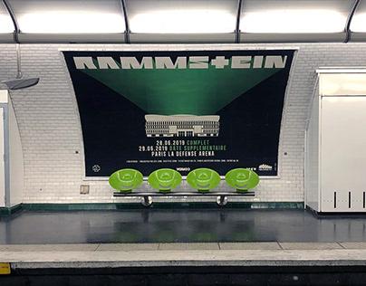 Rammstein. Stadium Tour 2019