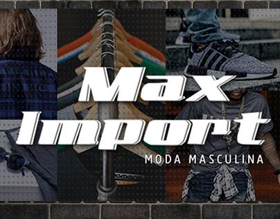 Max Import