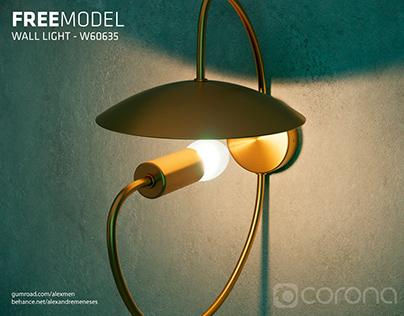 Wall Light | Free 3D Model