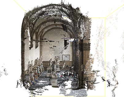 Point Cloud Visual Experiments