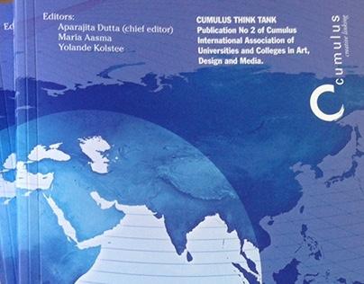 Boek Bearers of Internationalisation (KABK)