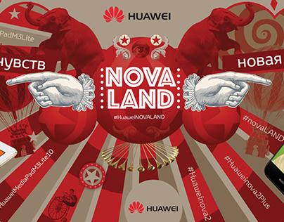 HUAWEI NOVA LAND