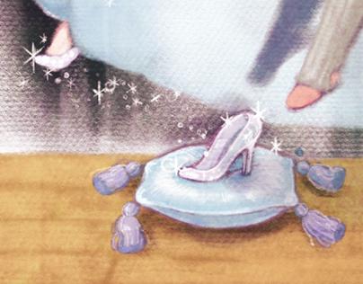 Cinderella for Little Ballerina
