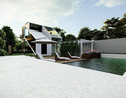 Modern Villa #1