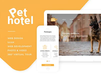 Pet Hotel | WEB