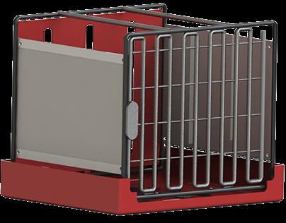 TRAV ALL dog cage concept