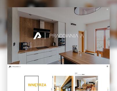 PRACOWNIA A - Website