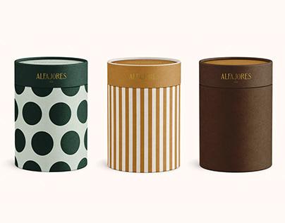 Alfajores & Co. branding