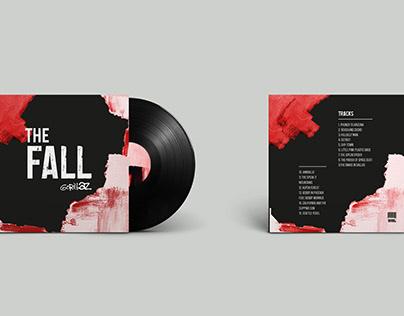 The Fall - Gorillaz Album Art