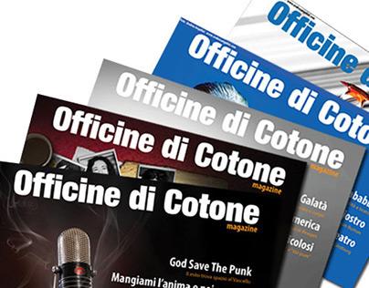 """Web Magazine """"Officine di Cotone"""""""