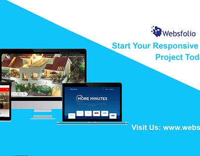 Web Designing Company in India | Websfolio
