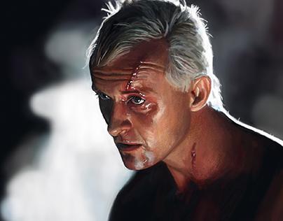 Rutger Hauer, Blade Runner