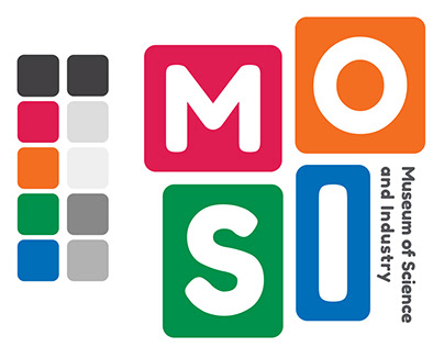 MOSI Wayfinding Design