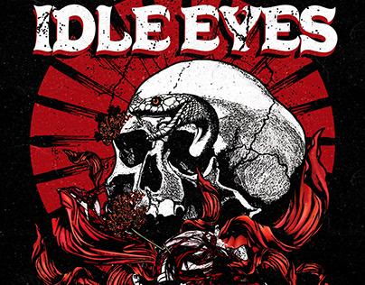 Idle Eyes - Crimson