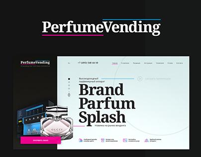 PerfumeVending
