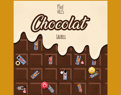 Chocolat Foothills COVER ART