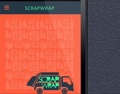 Scrapwrap: System Design & User Experience Design