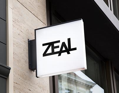 ZEAL GALLERY / identity