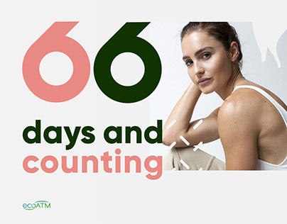ecoATM — 66 Days & Counting campaign