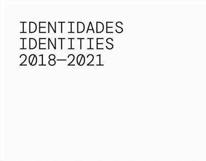 Identities 2018–2021