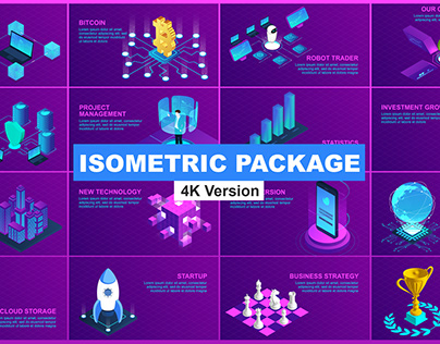 Isometric Package