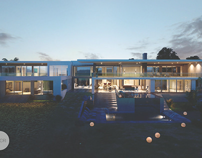 Beach House Visuals