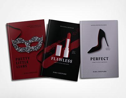 Pretty Little Liars Book Cover Series