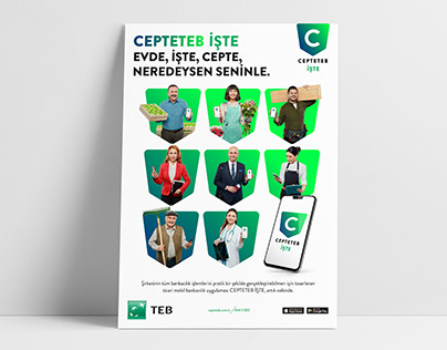 CEPTETEB İŞTE // NEW LAYOUT