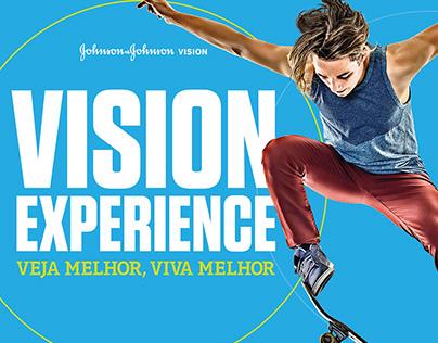 JOHNSON & JOHNSON - VISION EXPERIENCE