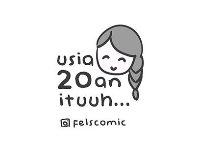 Comic Logo